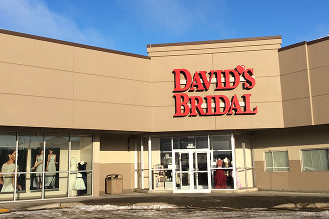 David's Bridal Anchorage, AK