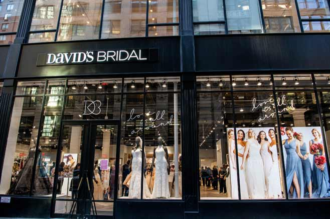 David's Bridal New York, NY