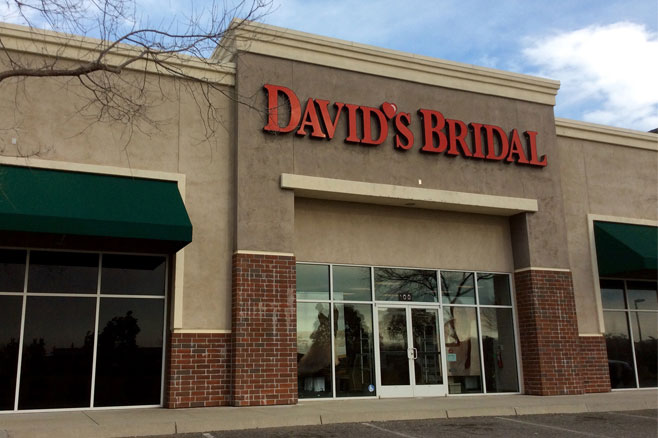 David's Bridal Chico, CA