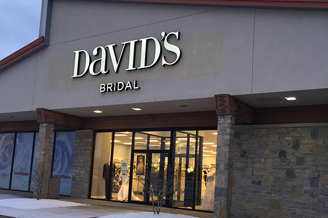 Wedding dresses in dublin oh davids bridal store 30 your one stop bridal shop in columbus oh junglespirit Image collections