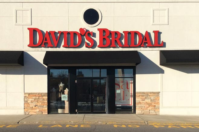 David's Bridal North Dartmouth, MA