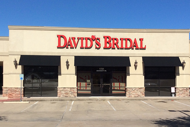 David's Bridal College Station, TX
