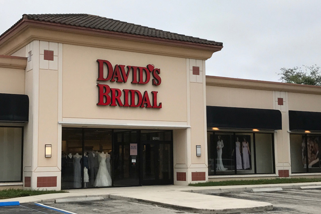 David's Bridal Sunrise, FL