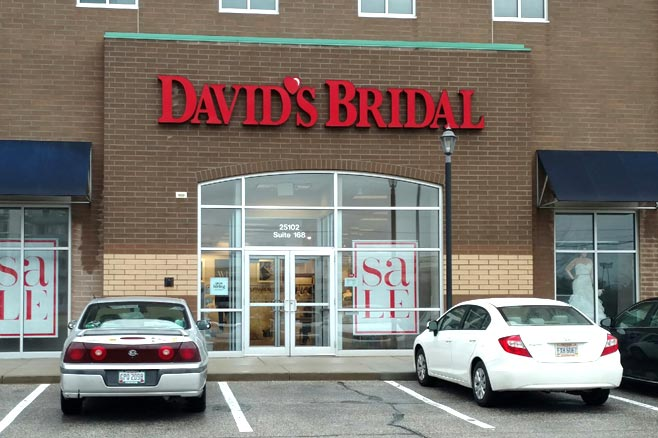 David's Bridal North Olmsted, OH