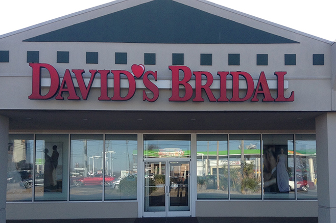 Knoxville, Tennessee David's Bridal Store