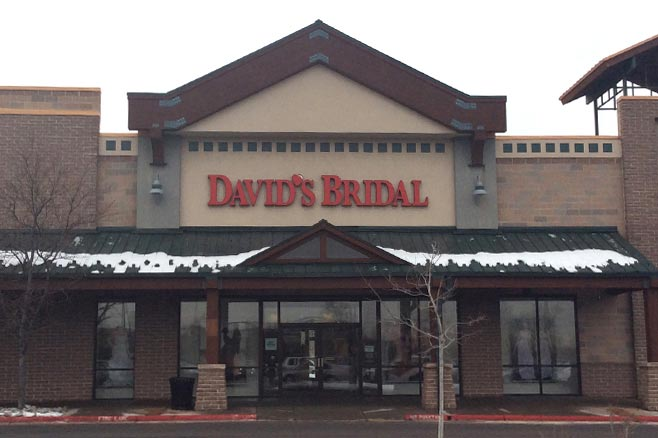David's Bridal Raleigh, NC