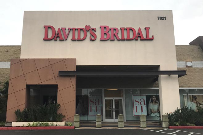 David's Bridal Long Beach, CA