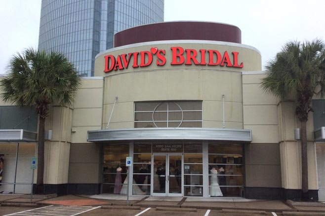 David's Bridal Houston, TX