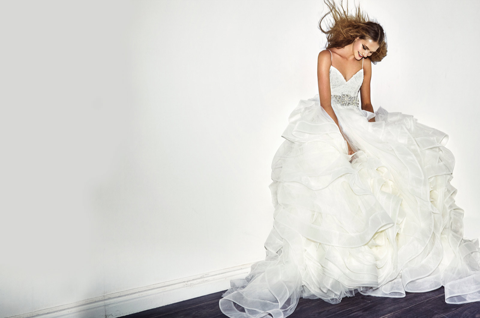 Vera Wang Wedding Dresses - David's Bridal