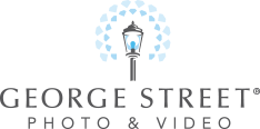 George Street Photo and Video logo