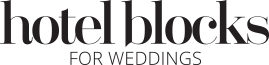 Hotel Block for Weddings logo