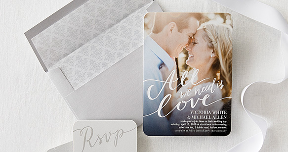Wedding Invitations Bed Bath And Beyond: David's Bridal